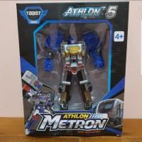 Mainan Tobot Athlon Kereta - Mainan Robot Tobot
