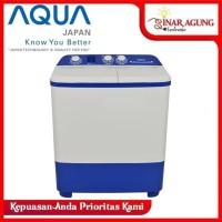 Aqua QW-871XT Mesin Cuci [2 Tabung]