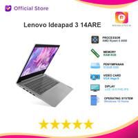 Lenovo Ideapad 3 14ARE R5 4500 8GB 512ssd Vega 8 W10 OHS FHD 7VID 24ID