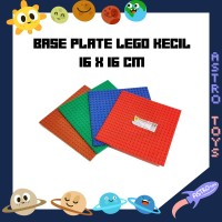 BASE PLATE LEGO ALAS LEGO UKURAN 16x16 KECIL