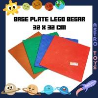 BASE PLATE LEGO ALAS LEGO UKURAN 32x32 LARGE