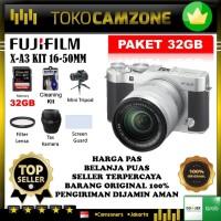 Fujifilm X-A3 Kit 16-50mm f/3.5-5.6 OIS II - Silver