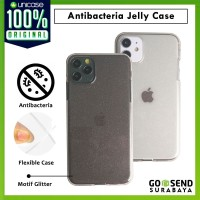 Case iPhone 11/ Pro / Max Goospery Anti-bacteria Jelly Softcase Casing