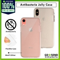 Case iPhone XS Max/XS/XR Goospery Anti-bacteria Jelly Softcase Casing