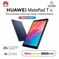 Huawei MatePad T8 Tablet 8.0 Inch 2GB-32GB /Garansi Resmi