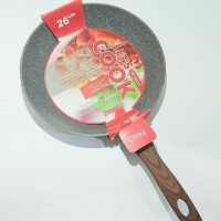 Kitchen House Cypruz FRY PAN Induction Induksi Marbel 26cm 26 cm