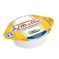 Elle & Vire Unsalted Butter 10 x 10 gr Mentega MPASI Bayi