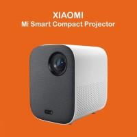 Xiaomi Mi Smart Compact Projector DLP 500 Lumens Projektor Pintar