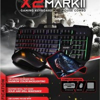 Keyboard Mouse Gaming Imperion X2 MARK II (Imperion Mark II)