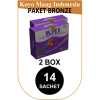 PAKET BRONZE KOYO MAAG INDONESIA