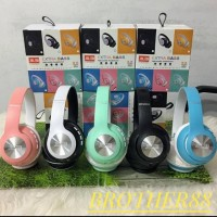HEADSET HEADPHONE BLUETOOTH BANDO JBL 66BT MACARON YOUNG BASS WIRELESS