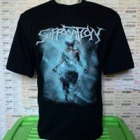 Kaos musik band suffocation