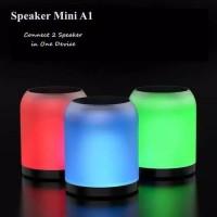 Smart Touch Lamp MINI A1 Bluetooth Speaker Lampu Sentuh Original 100%