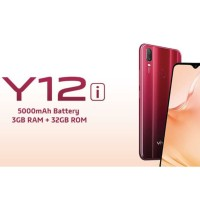 VIVO Y12i 3/32 Ram 3GB Internal 32GB Garansi Resmi