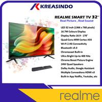 Realme Smart TV Android 32 Inch Garansi Resmi