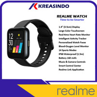 Realme Watch Smart watch Garansi resmi