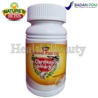 Nature's Boss Natural Fish Oil Coreway Omega 3 - 30 Softgels - Stroke