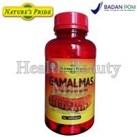 Nature's Pride Gamalmas Ekstrak Gamat 100 Caps - Menurunkan Kolesterol