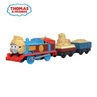 Thomas and Friends Trackmaster Motorized (Armored Thomas) - Mainan