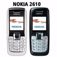 Nokia 2610 Handphone nokia jadul 2610 Original nokia full warna