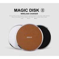 NILLKIN MAGIC DISK III 3 WIRELESS CHARGING ORIGINAL IPHONE / SAMSUNG
