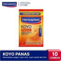 Hansaplast Koyo Panas Resealable 10's