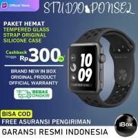 APPLE Watch Series 3 Watch Nike+ GPS 38m Grey Black MTF12 / MQKY2