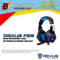 Headset Rexus GAMING F55 Vonix / Rexus Gaming Headset Vonix F55