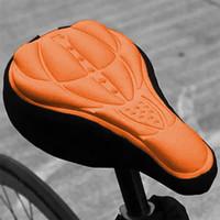 Sarung Jok Sepeda 3D Gel Bike Saddle Cover