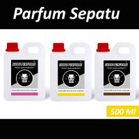 Parfum sepatu 500 Ml aroma Bubble gum coffee Vanilla