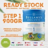 Bellamy's Organic Step 1 Organic Infant Formula - 900g