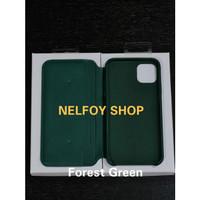 iPhone 11 Pro Max Folio Case Cover AUTOLOCK Leather Casing Hard Soft