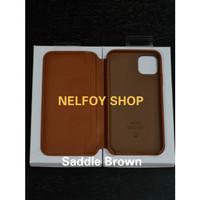 iPhone 11 Folio Case Cover AUTOLOCK Leather Casing Hard Soft Silicone