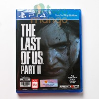 Game PS4 THE LAST OF US PART II REGION ALL (NEW)