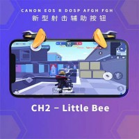 Premium CH2 Mobile Game Trigger for PUBG Gamepad Controller little bee