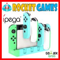 iPega Charging Dock Joycon & Console N Switch PG-9186 Animal crossing