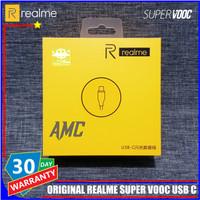Kabel Data Realme USB C SUPER VOOC ORIGINAL 100% Flash Charge