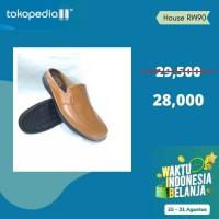 Sepatu Sandal Karet Formal Pria Merk ATT 550 39-43