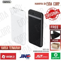REMAX Suchy Series 10000mAh 2USB Power Bank RPP-159 - BLACK Original