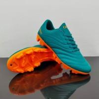 Sepatu Bola Soccer CALCI ATOM SC 210066 - M.Green/Mango