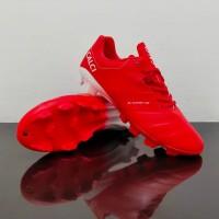Sepatu Bola CALCI VALOR SC 210071 Soccer - Red/White