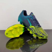 Sepatu Bola CALCI VICIOUS SC 210067 Soccer - O.Navy/Tosca/Citroen