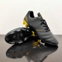 Sepatu Bola Soccer CALCI VALOR SC 210070 Black Gold