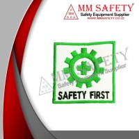 BET K3 / LOGO SAFETY FIRST / BENDERA SAFETY / LOGO K3