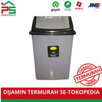 Tempat Sampah Tutup MPW - 5 Liter