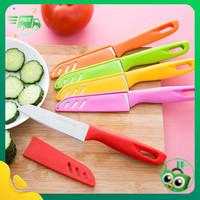 pisau dapur kecil tajam - pisau buah stainless steel-pisau kecil tajam