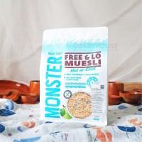 Monster Free & Lo Muesli 500 gram
