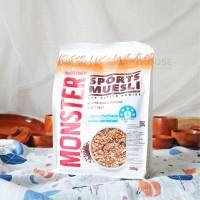 Monster Sports Muesli 700 gram