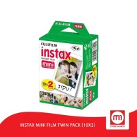 Fujifilm Refill Instax Mini Film Twin Pack
