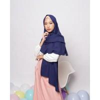 ZYCA CC314 Fashion Muslim Hijab Pashmina Tali All Size - Pink